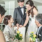 【家族で挙式】アットホームな少人数婚&試食付相談会