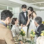 【少人数&家族婚】試食付◎アットホームウェディング相談会